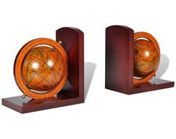 240729 Podpórka na książki w kształcie globusu (2szt)