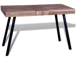 241707 Stół z drewna tekowego