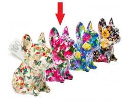 Skarbonka Dog Fiore różowa Kare Design 39334b