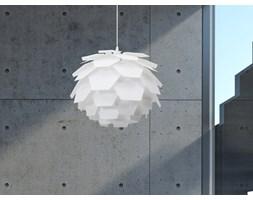 Lampa biała - sufitowa - żyrandol - lampa wisząca - SEGRE mała