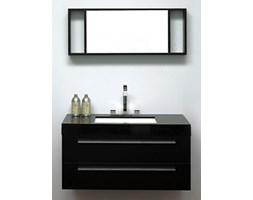Meble łazienkowe szafka - umywalka - lustro BARCELONA