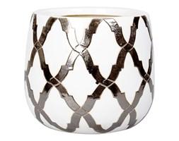 Ceramiczna osłona na donicę Fa`mo M