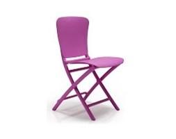Krzesło Zac fioletowe