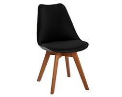 Krzesło LEON DĄB czarny