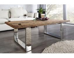Stolik RecStyle II 110cm - drewno tekowe