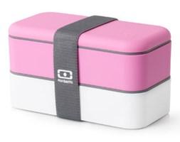 MB Original Bento Pink/White