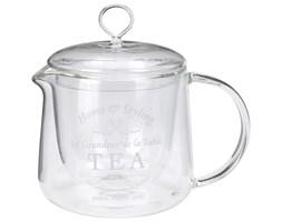 Dzbanek na herbatę, szklany
