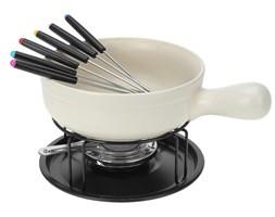 Ceramiczny zestaw do fondue - dla 6 osób, rozmiar XXL