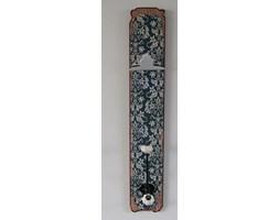 Dekoracyjny wieszak, tablica, styl rustykalny.