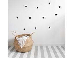 Zestaw czarnych gwiazdek - Stickstay