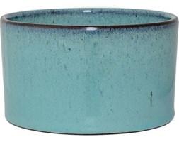 Bloomingville Doniczka Porselen I niebieska - b27180008
