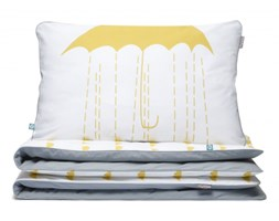 Pościel Żółte parasole 100x135