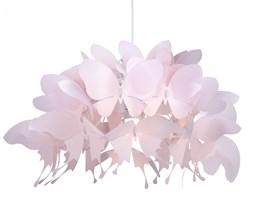 FARFALLA lampa wisząca 1 x 60W E27 motyle różowa zwis