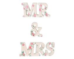 Dekoracja Sass & Belle Mr And Mrs