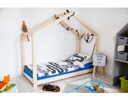 Łóżko drewniane Talo D7 70x140cm