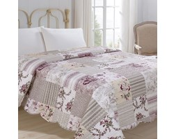 Jahu Narzuta na łóżko Kwiat, 220 x 240 cm