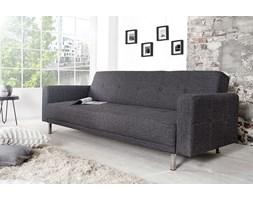 Sofa rozkładana Monako 215cm - antracyt