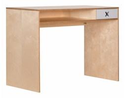 Kółko Krzyżyk :: Biurko 100 x 50 szare