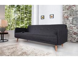 Sofa rozkładana Scandi 200cm szara