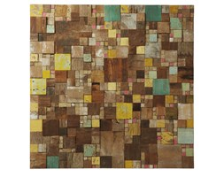 LaForma :: Obraz INAFFIT Wood Natural 100x100cm