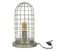Be Pure :: Lampa stołowa klatka HIVE cynk