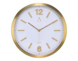 Zegar wiszący Gold, 30,5 cm