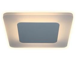PP Design P 506 11W NOWOCZESNY PLAFON LAMPA SUFITOWA BIAŁY 27x27CM 600lm=50W 3000K LED