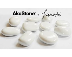 Ceramiczne kamyki AkoStones02 --- NAJTANIEJ W DECOFIRE!! ZAPYTAJ O OFERTĘ: 668-151-378