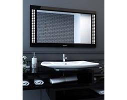 Lustro łazienkowe Cubi LED z oświetleniem LED