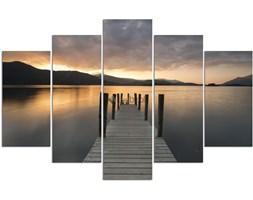 Pomost nad jeziorem 2, Pięcioczęściowy - pentaptyk