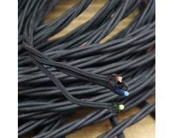 Przewód elektryczny RETRO - na metry