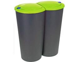 Podwójny kosz na śmieci - 2 x 25 l