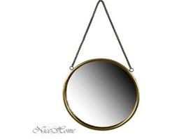 Lustro na łańcuszku Circle Gold