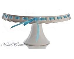Patera ceramiczna ze wstążką Blue