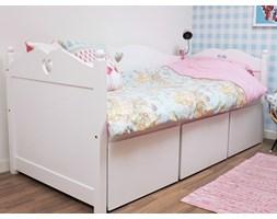 Łóżko Emma Bedbank 210 Zestaw Z 3 Szufladami