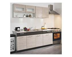 Zestaw mebli kuchennych MORENO PICARD kolor picard, szary grafit STOLKAR