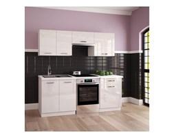 Zestaw mebli kuchennych TERNI kolor biały połysk CLASSEN