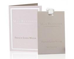 Karta zapachowa French Linen Water