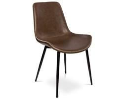 Krzesło PEDRO brązowe