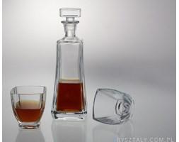 Komplet kryształowy do whisky - AREZZO (CZ880635)
