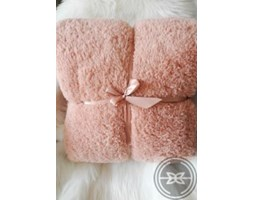 Koc TEDDY DIRTY PINK (150 x 200)