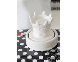 Porcelanowy stempel BE MY QUEEN