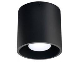 Sollux lighting Plafon Orbis czarny - Sl.0016