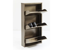 KARE Design :: Szafka na buty Caruso brązowa 3 szuflady