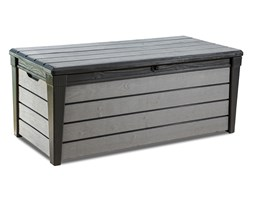 Skrzynia ogrodowa Keter BRUSHWOOD BOX 455L Anthracite