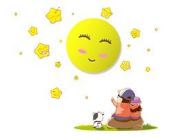 SUN LED kinkiet 3 x 0,6W LED kinkiet dziecięcy kinkiet na baterię kinkiet dla dziecka lampka nocna ledowa MILAGRO 62