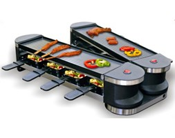 404407 Emerio Grill do raclette 1200 W RG-109528.1