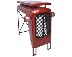 406522 Esschert Design Stół ogrodowy stylizowany na traktor czerwony