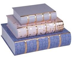 Zestaw 3 pudełek Tri-Coastal Design Northern Lights