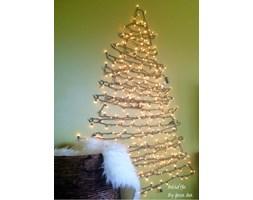 Bulinex :: Lampki choinkowe 100 szt białe (ciepłe) z dodatkowym gniazdem